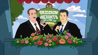 Gridiron Heights, Season 2, Ep. 12: Tony Romo Calls the Gridiron Heights Thanksgiving Day Parade