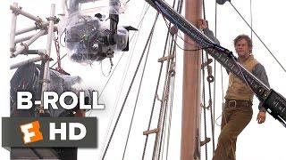 In the Heart of the Sea B-ROLL 1 (2015) - Chris Hemsworth, Cillian Murphy Movie HD - Продолжительность: 4 минуты 40 секунд