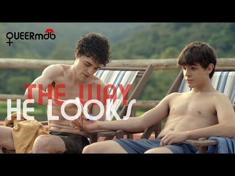 The way he looks (BR 2014) -- HD Trailer