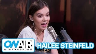 """Hailee Steinfeld Reacts to """"Most Girls"""" Misheard Lyrics 