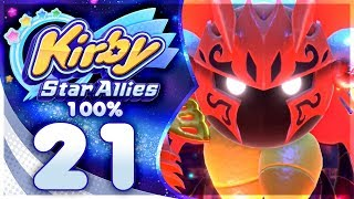 MORPHO KNIGHT?! Kirby Star Allies - Guest Star ???? Star Allies Go FULL GAME! | Part 21!