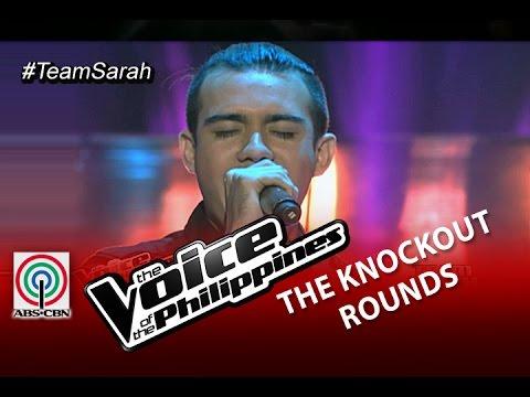 """Team Sarah Knockout Rounds:  """"Push"""" by Jason Fernandez-Season 2"""