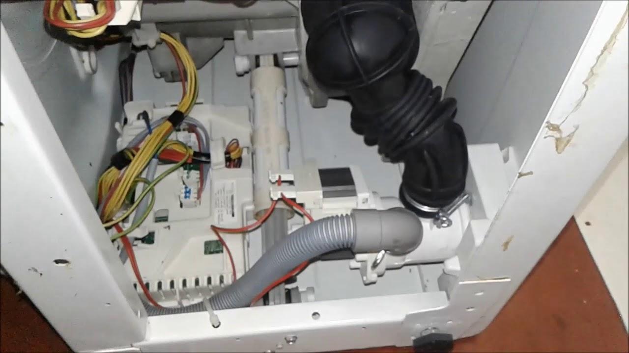 Стиральная машина занусси неисправности ремонт своими руками 89