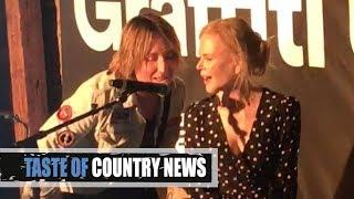 Download Lagu Keith Urban Singing with Nicole Kidman is Totally Adorable Gratis STAFABAND