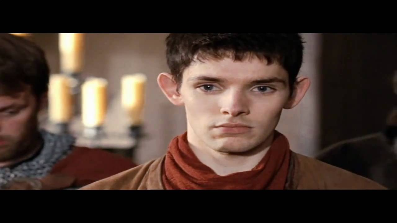 Merlin Season 3 Funny Farting Scene Youtube