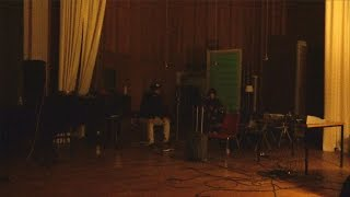 Fionn Regan & Justin Vernon - Abacus - Rehearsal Saal 5 / PEOPLE 2016