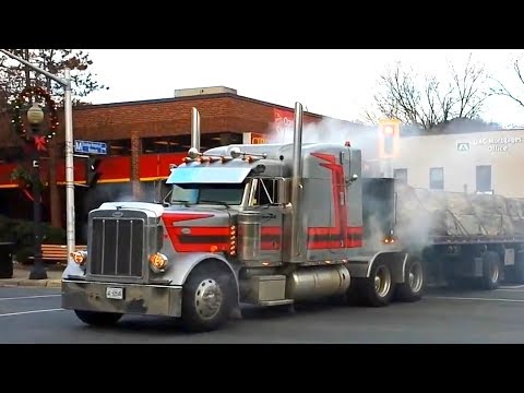 SEMI TRUCKS DRIVING FAILS | ACCIDENTS INVOLVING SEMI TRUCKS