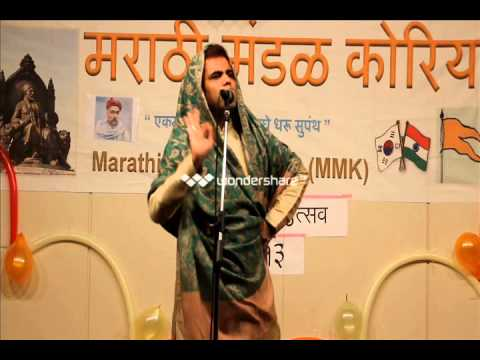 Varhad Nighalay London La - Bhannat Vinodi Natak By Chirag Vyas video