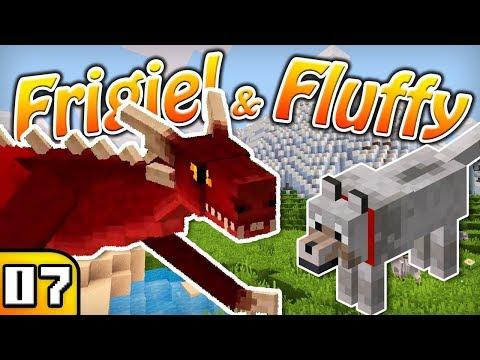 FRIGIEL & FLUFFY : A l'attaque !   Minecraft - S6 Ep.7 thumbnail