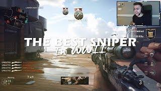 The BEST Sniper in WWII