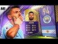 FIFA 18 POTM AGUERO REVIEW | 94 POTM AGUERO PLAYER REVIEW | FIFA 18 ULTIMATE TEAM MP3