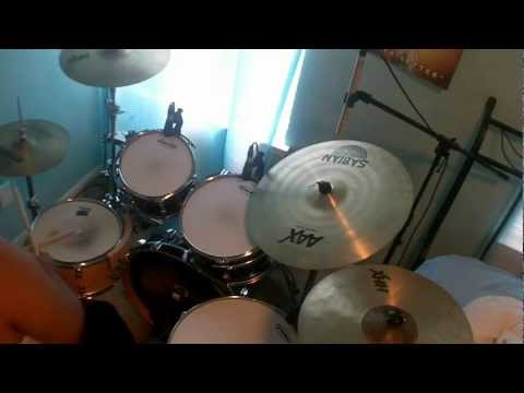 Kirk Franklin & The Family - Riverside (Drum Cover)