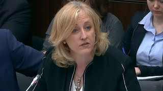 Lisa Raitt Questions Justice Minister Lametti At Justice Committee Meeting Into Snc Lavalin Affair