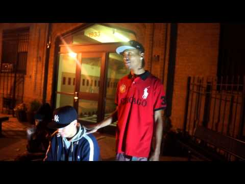Yung OverTime Video Shoot Brownsville Brooklyn (TheresAnArmadaGrowingInYourSocie