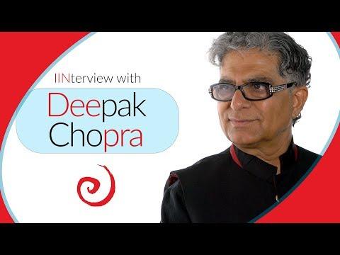 Joshua Rosenthal Interviews Deepak Chopra