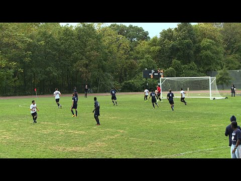 Men's Soccer: Queensborough vs. Nassau CC (10/07/2014)