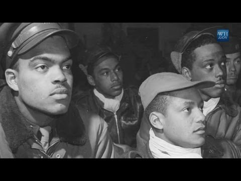 The Legacy of the Tuskegee Airmen