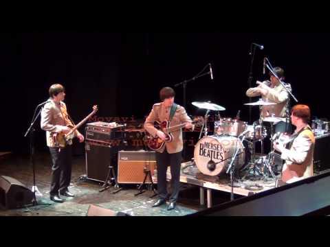 50TH Annniversary Tour Mersey Beatles in Östersund 2014-03-14  Part 1.