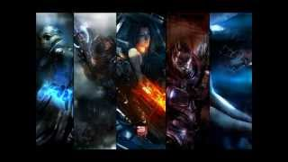 Mass Effect 3 Shepard Creation theme extended