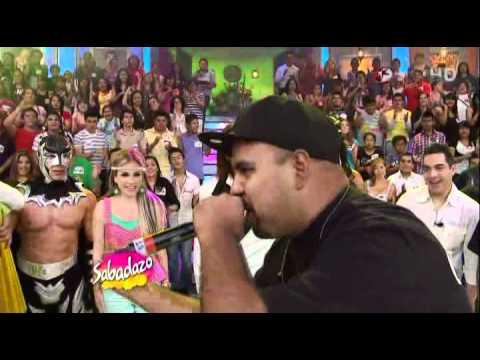 Los Poncho Mc´s vs Los sabadazo Mc´s