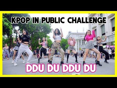 Download KPOP IN PUBLIC CHALLENGE BLACKPINK '뚜두뚜두 DDU-DU DDU-DU' | Cover by GUN Dance Team from Vietnam Mp4 baru