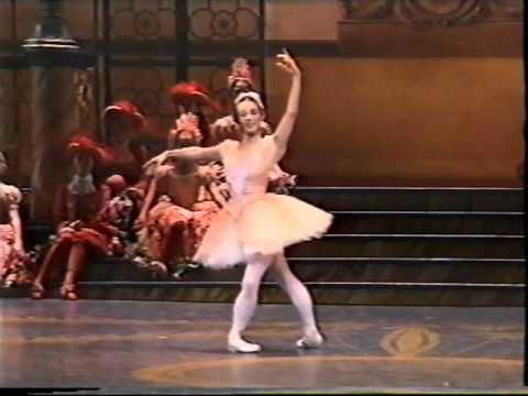 The Sleeping Beauty [2] – Aurora Act 1 variation – Lisa-Maree Cullum