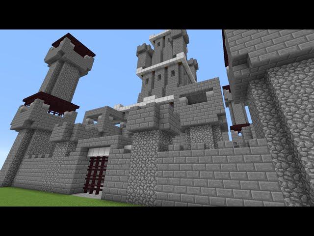 Minecraft: INSTANT CASTLES