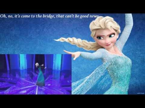【serena】 Here I Go (Despair of an Alto) - Frozen