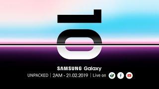 Tường thuật trực tiếp sự kiện SAMSUNG Galaxy UNPACKED 2019