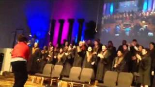 POK Choir: Power Filled with the Spirit