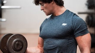 RAW HEAVY DEADLIFT WORKOUT   Competing in bodybuilding??