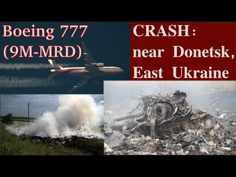 Malaysia Airlines Boeing 777 CRASHES in Ukraine, 298 people on board | MH17 Plane Crash