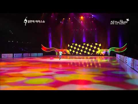 [HD] 2010 ATS LA Act1 Aliona & Robin 'Barbie Girl'