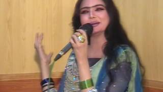 Dr Aima Khan And Zafar Hanjra - Eid Mehfil-E-Mushaira New 2017 - Aima Khan Mushaira