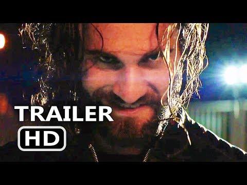 PS4 - WWE 2K18 Seth Rollins Trailer (2017)