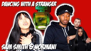 Sam Smith Normani Dancing With A Stranger Reaction