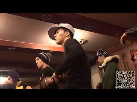 BIGBANG-Taeyang:Number1(rehearsal)