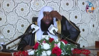 | قصة سليمان عليه السلام || الشيخ بدر بن نادر المشاري |