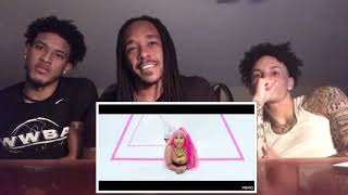 🤨😳😧Nicki Minaj - Good Form ft. Lil Wayne [REACTION]