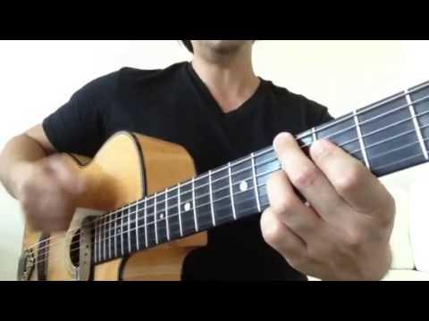 Minor Swing(part 1) Tutorial