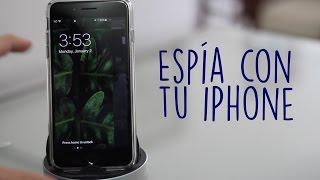 Truco   Espía con la Cámara de tu iPhone