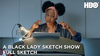A Black Lady Sketch Show | Gang Orientation (Full Sketch) | HBO