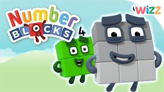 Numberblocks - Learn to Count   Number Skills   Wizz   Cartoons for Kids