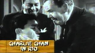 Charlie Chan in City in Darkness (1939) - Official Trailer
