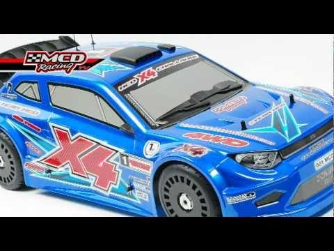MCD X4 Rally Intro