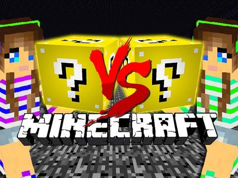 Minecraft: LUCKY BLOCK CHALLENGE | FIGHTING OVER GIRLFRIENDS
