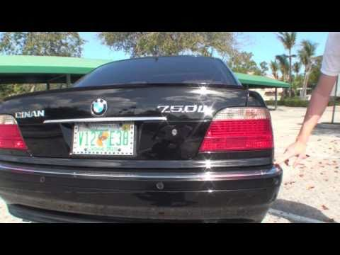 2001 BMW 750IL Part 2 (Real) Dinan V12