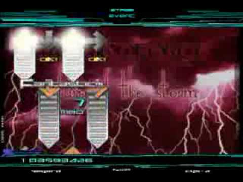 Stepmania Dragonforce Fury Of The Storm video