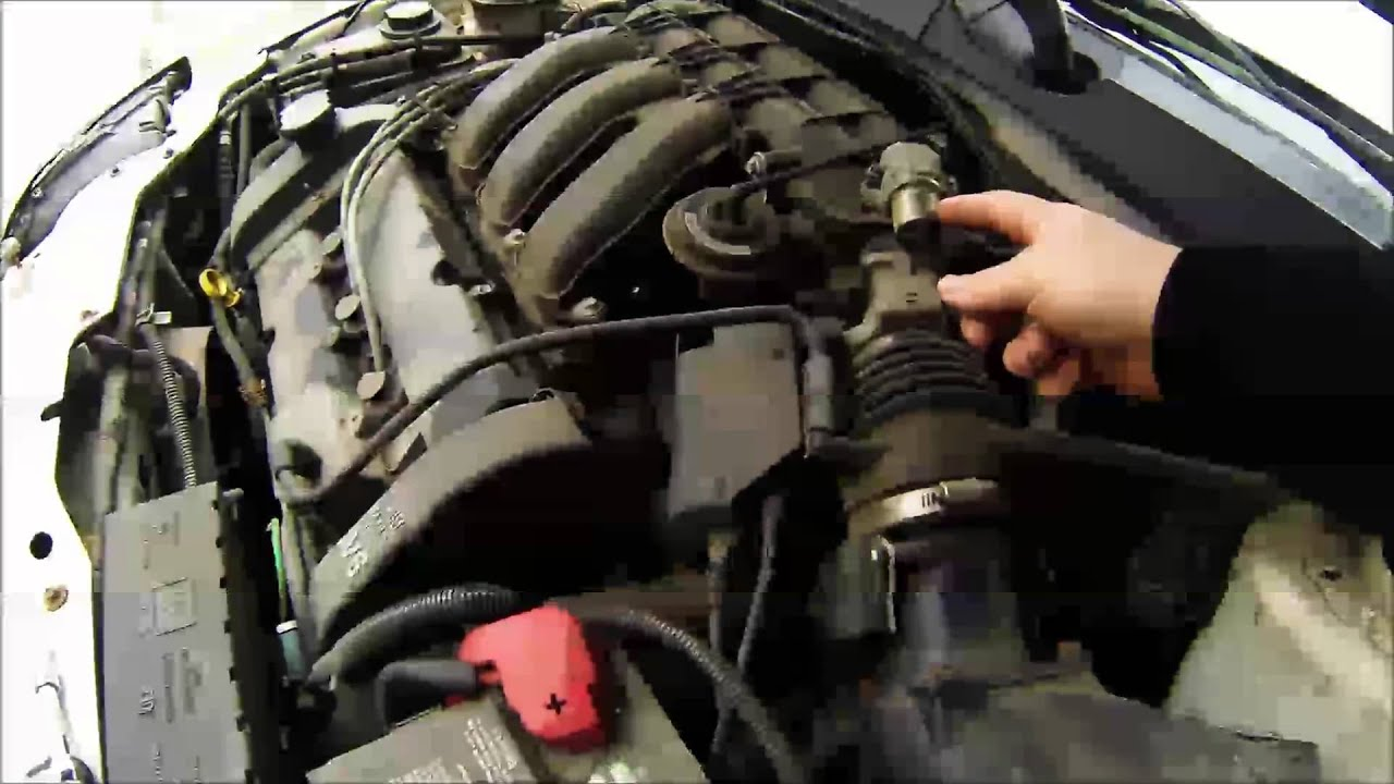 97 ford ranger engine diagram idle air control valve replacement youtube  idle air control valve replacement youtube