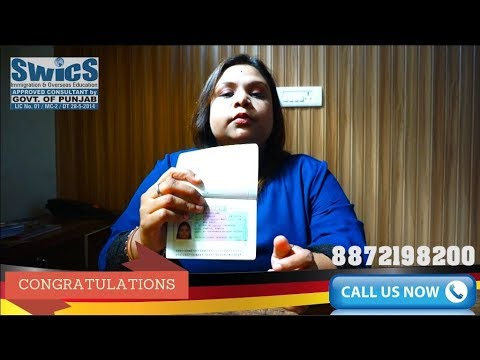 Congratulations Shweta for Germany Skilled Worker Visa
